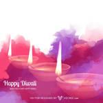 Free Diwali Vector Design