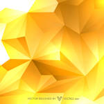 Golden Triangle Free Vector