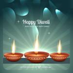 Indian Diwali Festival Free Vector