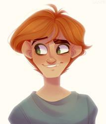 Joff's portrait