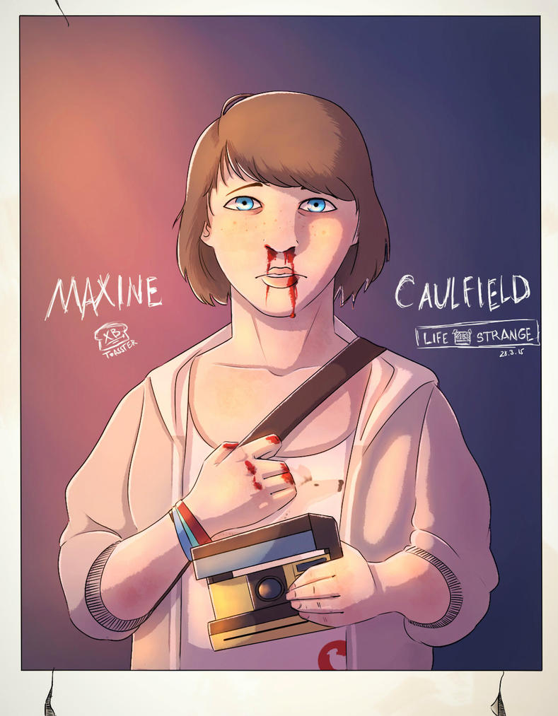Max (Life is Strange) by BeDaTosster