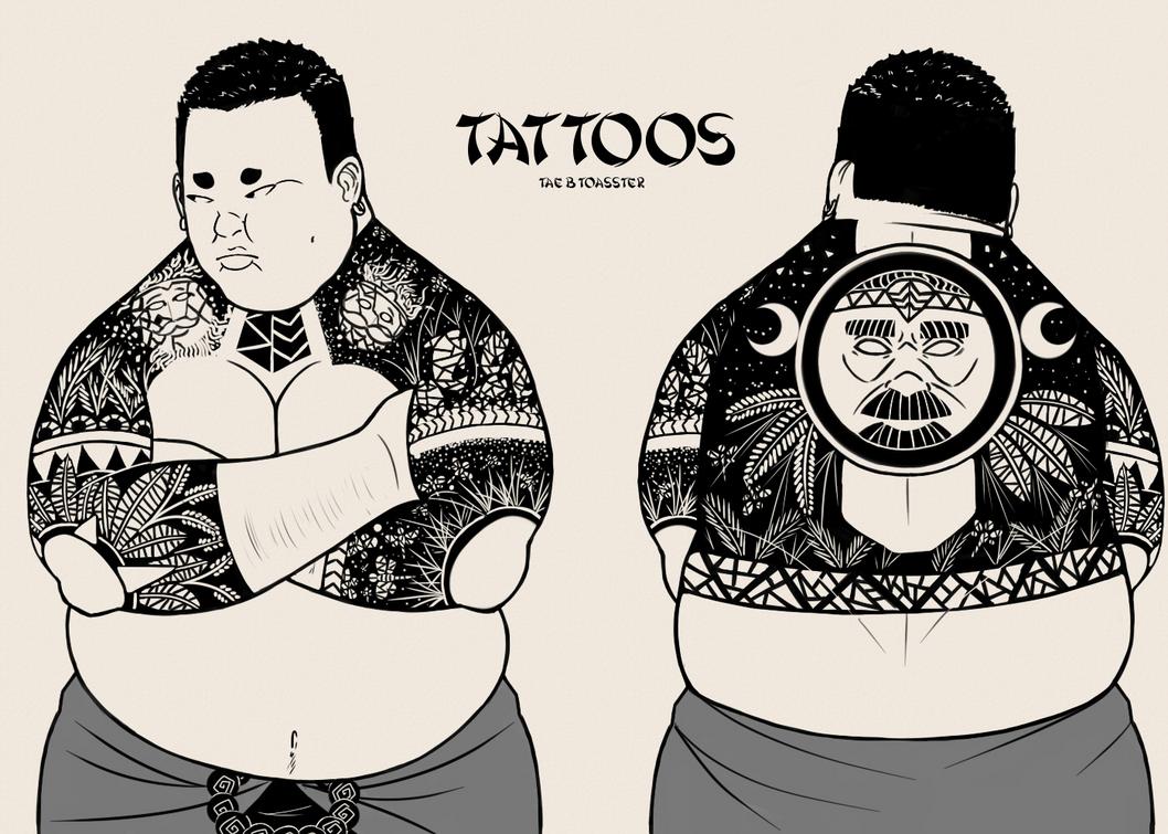 Tattoos by BeDaTosster