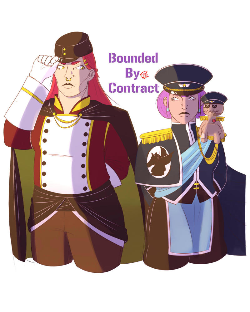 Bounded By Contract by BeDaTosster