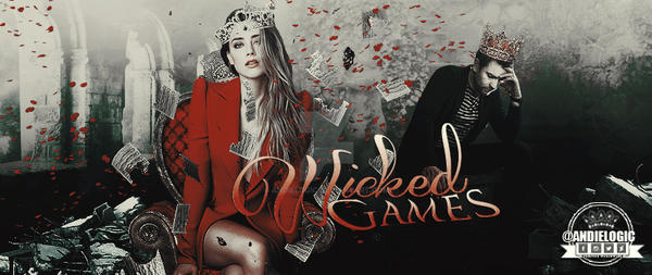 Wicked Games | Ewan McGregor and Amber Heard by ANDIELOGIC