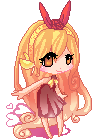 Mango pixel by CommissionAngel