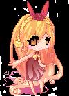 Mango pixel by CommissionAngel