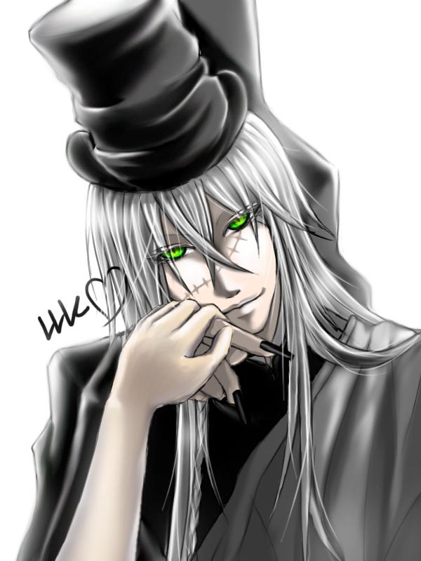 FA BlackButler Undertaker By Sweettycat