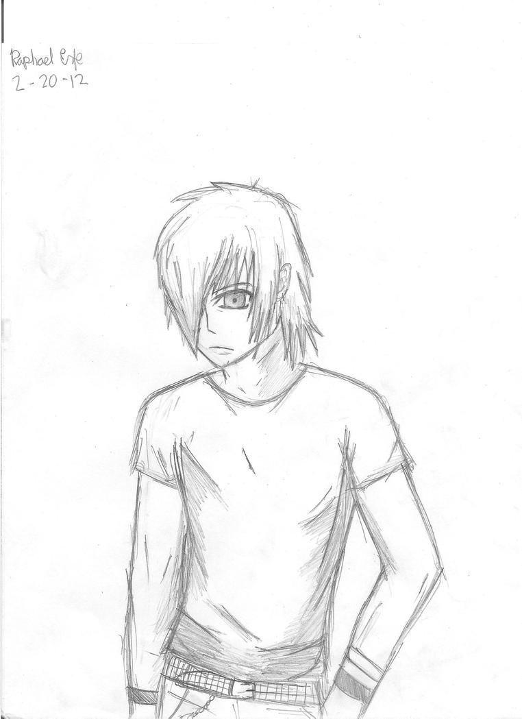 boy hair coloring pages - photo#30