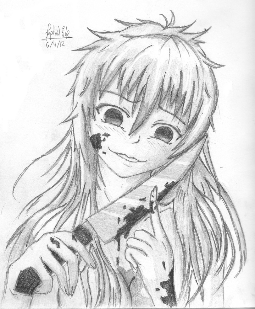yandere no one shall get in my way you u0027re mine by rapperfree on