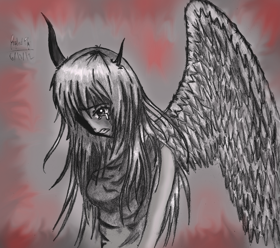 Fallen angels anguish by rapperfree on deviantart fallen angels anguish by rapperfree altavistaventures Image collections
