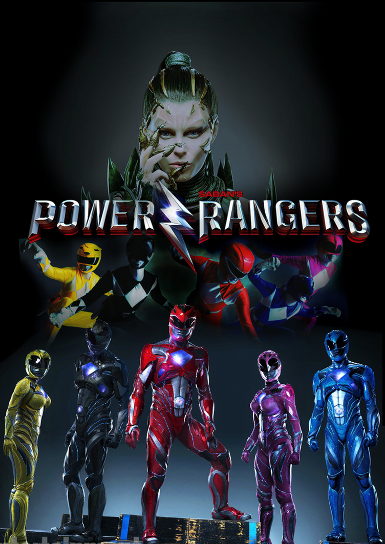 power rangers movie 2017 - photo #9