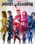 Power Rangers the movie 2017