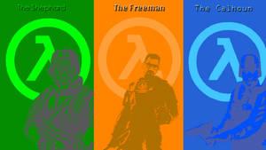 Half Life Anthology