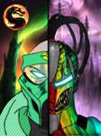 Mortal Kombat Chameleon Fury