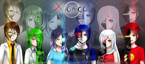 Xionic Collab by DindaNda