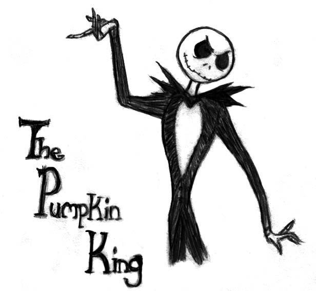 The Pumpkin King by LithiumJoker