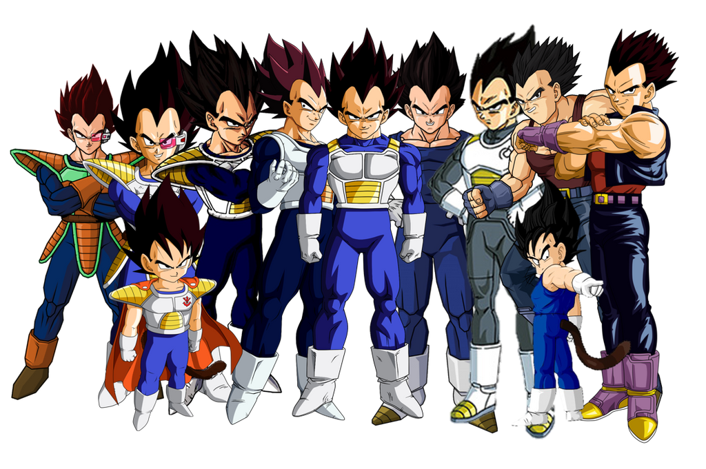 The official dragonball super thread all my dbz fans come in here page 265 the ill community - Vegeta all forms ...