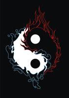 yin-yang by Mu63n