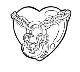 heart tattoo design by mu63n on deviantart. Black Bedroom Furniture Sets. Home Design Ideas