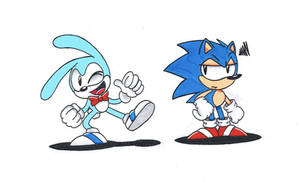 Sonic and Feel