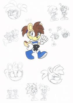 Sonic Mania Adventures: Sally Acorn