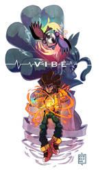VIBE AX print