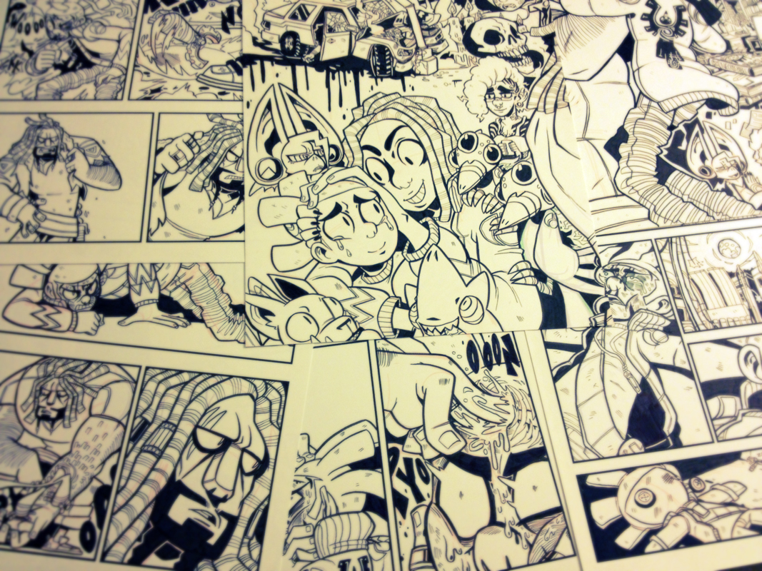 VIBE originals by SoulKarl