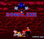 Sonic.EXE Poster