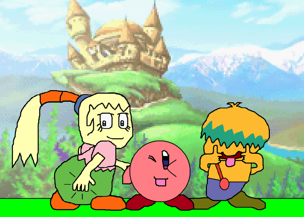Kirby and friends doing silly poses by warchieunited on deviantart kirby and friends doing silly poses by warchieunited voltagebd Gallery