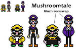 Mushroomtale: Wario and Waluigi