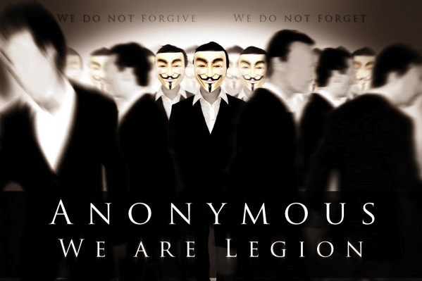 Anonymous hacks and steals 90,000 credit cards by Anonyops