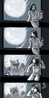 werewolf and vampire - 3