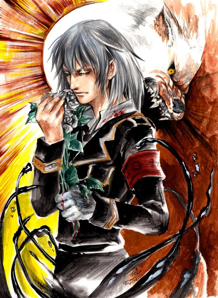 Trinity Blood - Reisszahn by OkamiKiba13