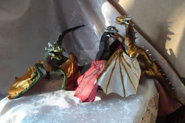 Dayenerys's Dragons