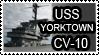 USS Yorktown CV10 by LightningCato