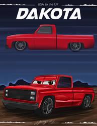 Dakota - USA to the UK
