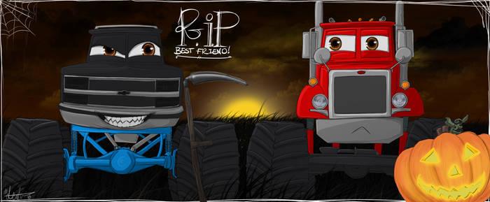 Rust in peace, best friend!