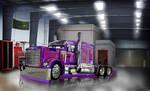 The Purple Haze by LightningCato