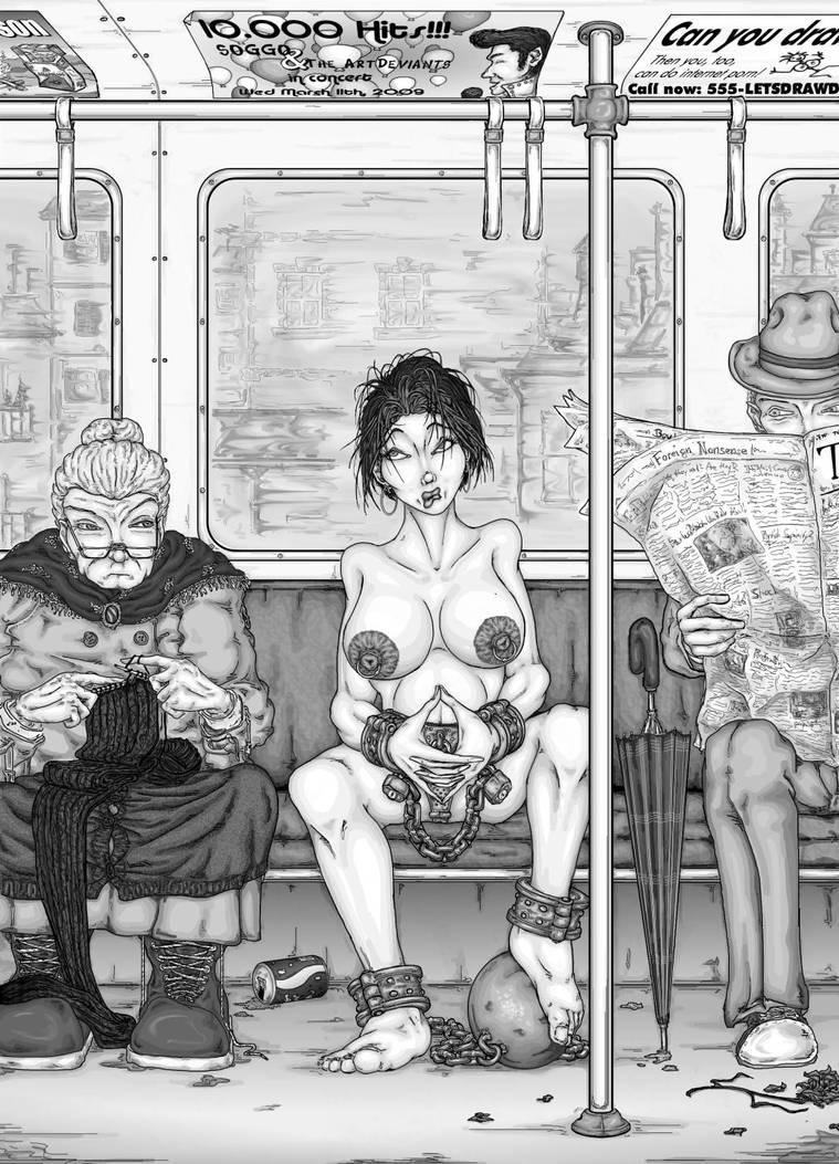 Subway by TheSoggo