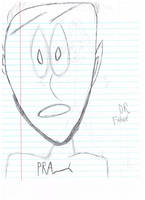 Casey- Dr. Future Drawing by EveryonesLawSchool