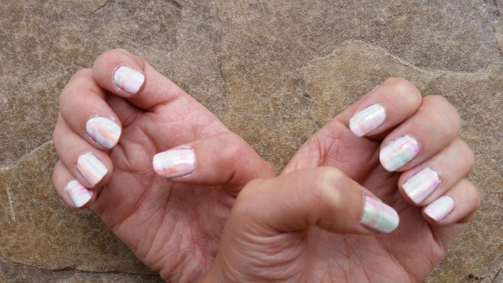 My Finger Nail Toe Nail Art by EveryonesLawSchool on DeviantArt