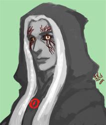 Sauron Doodle