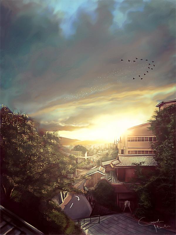 Departure by AlexShiga