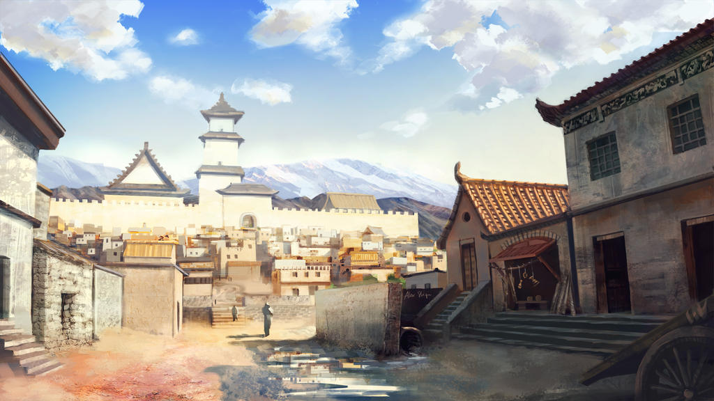 [Image: a_city_in_the_desert_by_alexshiga-dawa1yy.jpg]