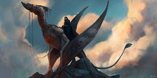 Mighty Pterosaur