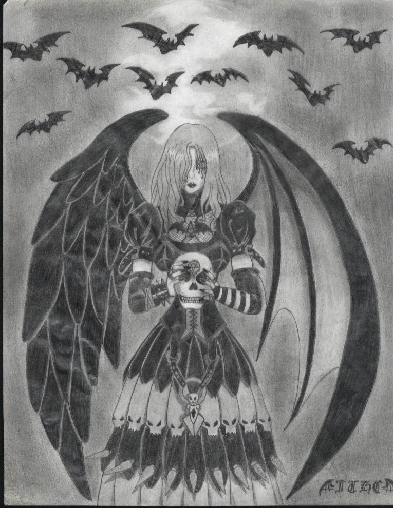 La Verdadera Cara de la Muerte by Gothicdarkness