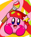 Paint Kirby