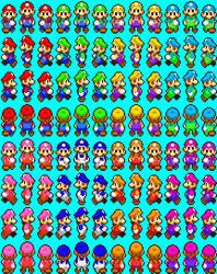 Pixel Art, sprites, etc  on Universe-Of-Mario - DeviantArt