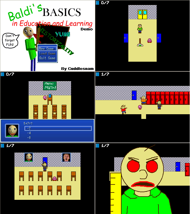 how to download baldis basics