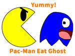 Pac-Man Eat Ghost